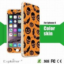 for iphone 6 plus carbonm fiber sticker,for iphone sticker cute