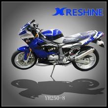 Racing motorcycle 250cc dual sport motorcycle wild feeling