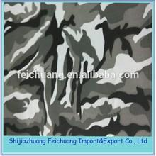 China wholesale thick workwear uniform fabric/camouflage printed fabric