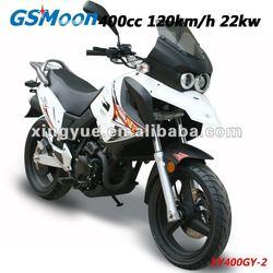 400cc sport motorcycle Meet Euro III / DOT/ CDOT