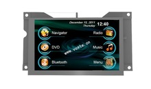 2 din Car dvd player with gps/radio/mp3/audio system for Citroen DS5