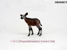 Lifelike Plastic Wild Animal Adventure Toys