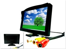 5 inch TFT LCD high resolution stand alone car monitor free touchscreen car monitor /Professional factory Car monitor