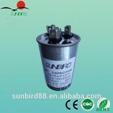 High current motor Run oil Capacitor 450v 25+5uf