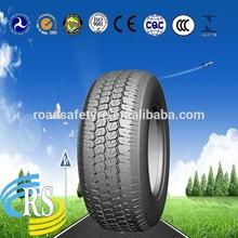 best price chinese MINI VAN tyre