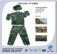 FLYTON brand safety workwear/ China manufacturer S 4XL size,long sleeve/cotton/polyester