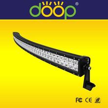 Cars Trucks Jeep UTV ATV Parts LED Driving Light Bar, High Output 288W 300W 50 Inch Curved LED Light Bar