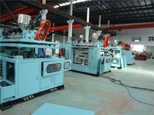 plastic extrusion blow moulding/plastic jerrycan/blow moulding machine