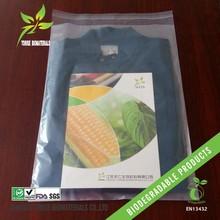 100% biodegradable compostable PLA cloth bag