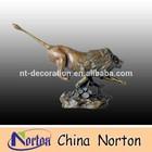 Bronze flying lion scuptures NTBA-L031
