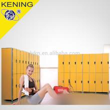 Multi door Practical and convenient athletic lockers