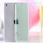Ultra Thin Crystal Soft TPU Transparent Silicone Case Cover For Apple iPad Air 2 / iPad air / iPad mini 2