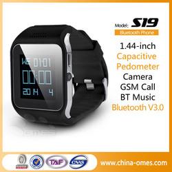 China Best 1.44 inch MTK WIFI 0.3MP Camera Touch Screen Smart Watch