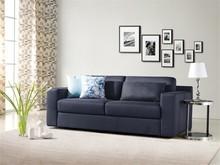 Fabric sleeping sofa bed/ floding sofa bed