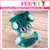 XS-XXXL Size Adorable and Cosy Green Funny Frog Warm Fleece Fabric Dog Clothes Pet Shop