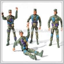2014 small soldier figure,3d plastic soldier figure,oem soldier figure manufacturer