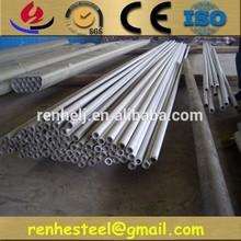 Longitudinally Welded 304 Stainless Steel Pipe for muffler exhaust system