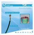 Elétrica de fio de cobre isolado wire preços/pvc isolou o cabo de fio e código de cor