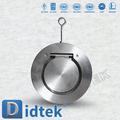 didtek sola placa wafer válvula de retención