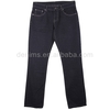 CWM-2480M-C1 brand name mens clothing jean washes cotton trousers
