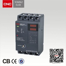 Auto Self Reclosing RCCB YCM9LZ residual current circuit breaker