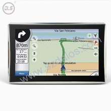 5 Inch Auto Car GPS Navigation 4GB 2014 New Map WinCE 6.0 FM Mp3 Mp4