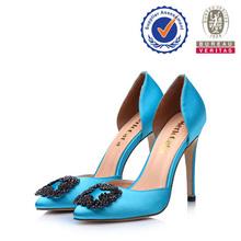 Wholesale fashion latest design diamond stud shoes 2014 women shoes