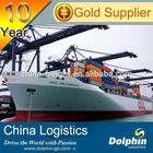 Sea Freight Forwarding Agent
