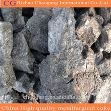 International coke price Top grade metallurgical coke specification 30-80mm