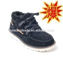 Hot selling 2014 fashion men winter boots 2014 waterproof men boot snow shoe winter boot