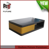 hot sale latest center table modern tables wood