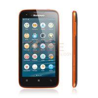 Original Lenovo S750 MTK6589 Quad Core Mobile Phone Android 4.2 1GB RAM 4GB ROM 4.5 inch 8.0MP GPS 3G WCDMA Multi Language