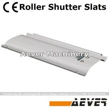 customized French Aluminum roller up windows