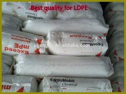 virgin & Recycle LDPE plastic granules 2014