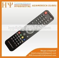 satellite Receptor Azamerica S1001 nagra3 iks sks tv satellite receiver azameica s1001 decoder chile satellite tv decoder