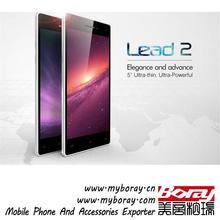 2 camera flash light leagoo lead 2 low cost 3g handphone