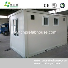 Prefab Modern Designed Steel Container House