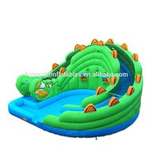 Dragon Blast Commercial Inflatable Obstacle Slide ,Water Slide