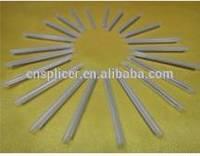 1000pcs Optic Fiber Plastic Protective Sleeve/Heat Shrink Sleeve For Fiber Optic Fusion Splice/Fiber Protective Sleeve