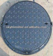 Ductile iron cast iron tank manhole cover