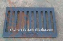 stainless steel shower floor grate drain