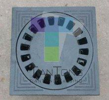 EN124 C250 ductile iron floor drain