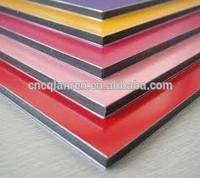 Granite/ wood texture aluminium composite panel for wall decoration