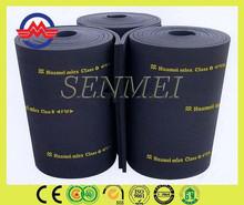Hot selling black nbr pvc foam sheet with heat resistant