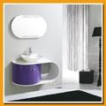 Estilo de diseño de la curva de la cuenca de cerámica italiana de la vanidad cuarto de baño de la vanidad sp-5009