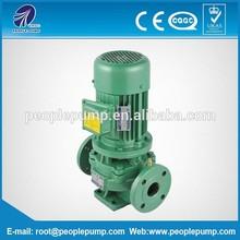 water usage irrigation IRG single stage vertical centrifugal pump