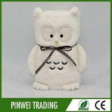 wholesale make flannel baby blanket animal shape