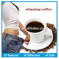 fábrica del oem de la naturaleza de buena calidad para adelgazar café blanco