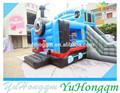 الصين 2014 التصميمرخيصة توماس القطار نفخ الحارس السرد مع الشريحة للبيع