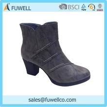 Good quality cute cheap fur boots